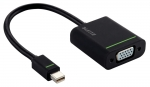 Adapter Mini DisplayPort - VGA LEITZ Complete czarny LEITZ 63090095