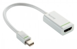Adapter Mini DisplayPort - HDMI LEITZ Complete biały LEITZ 63100001