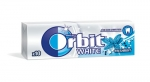 GUMA ORBIT WHITE FRESH MINT 10 DRAŻETEK