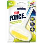 Kostka do WC DUO FORCE zawieszka 40g cytryna GENERAL FRESH